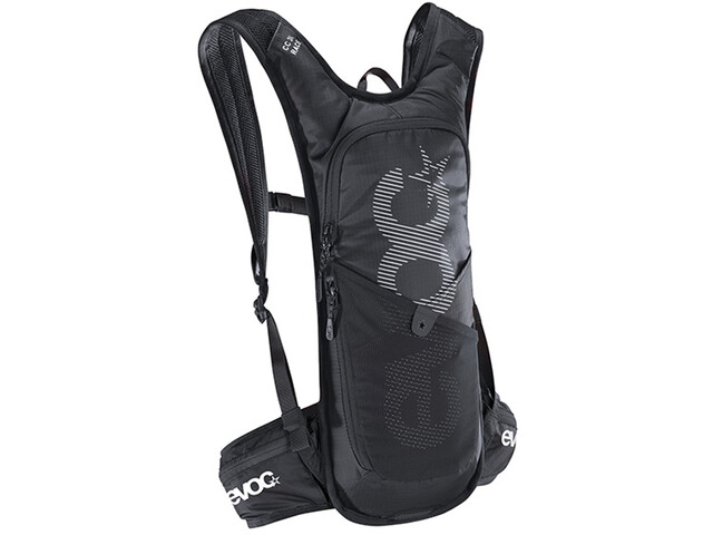 EVOC CC Race Lite Performance Backpack 3l + 2l Bladder, black